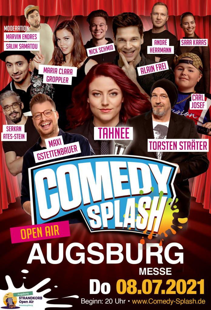 Augsburg_Plakat_A2_Vorlage_Strandkorb